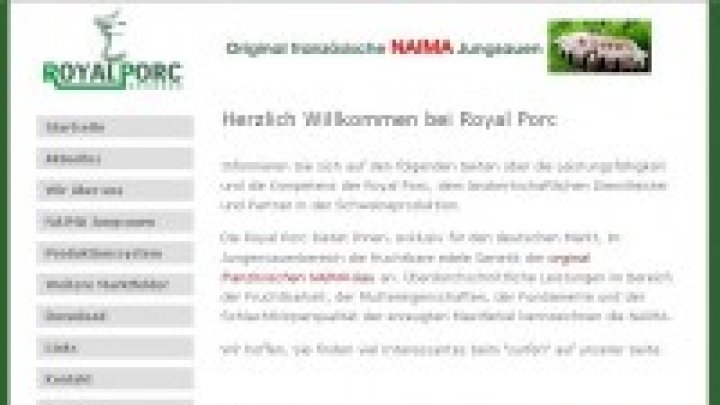 Royal Porc GmbH & Co. KG