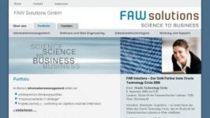FAW Solutions GmbH
