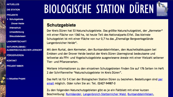 Biostation Düren