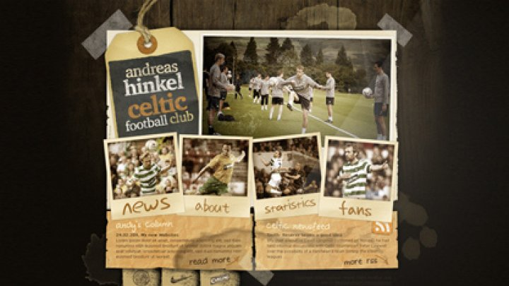 Andreas Hinkel | Celtic Football Club