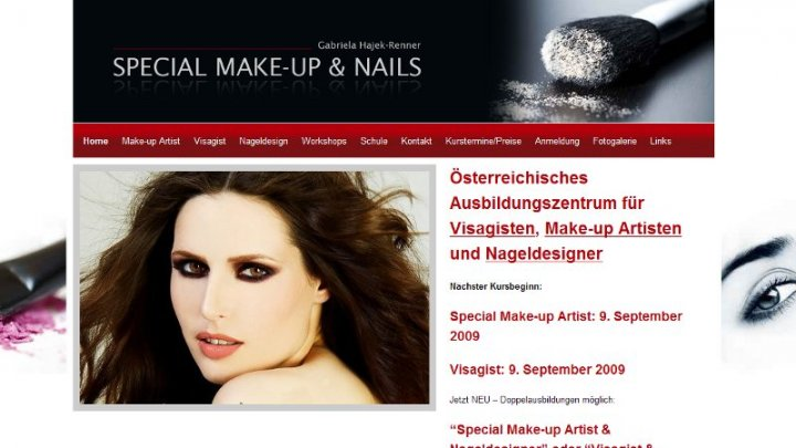 Special Make-up & Nails