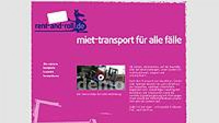 rent-and-roll.de - Miettransport für alle Fälle