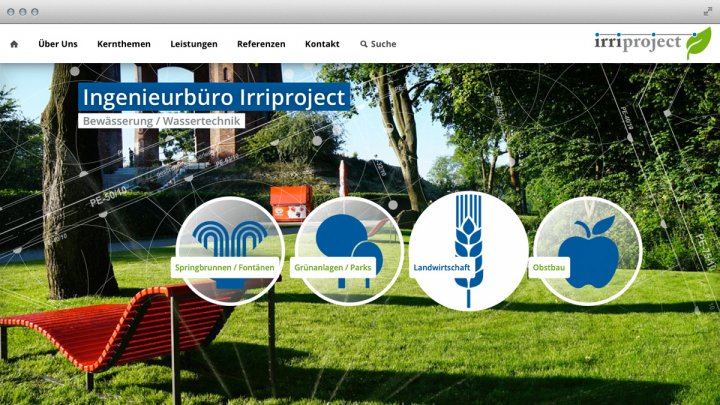 Ingenieurbüro Irriproject
