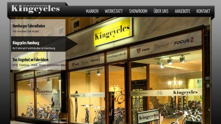 Kingcycles - Fahrradladen Hamburg