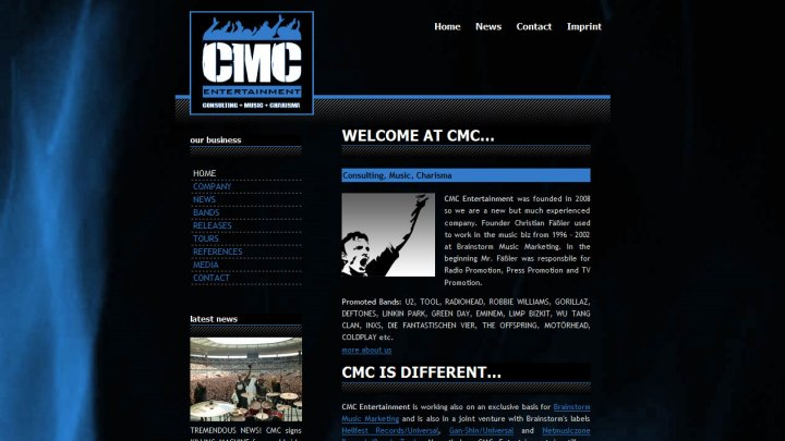 CMC Consulting Entertainment