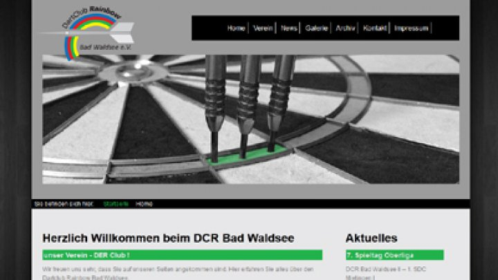 DCR Dartclub Rainbow Bad Waldsee