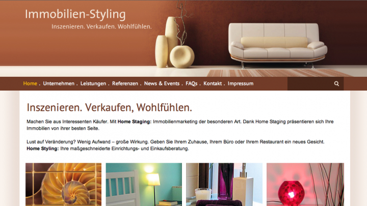 Immobilien-Styling Sabine Theis & Heike Hoffmann GbR