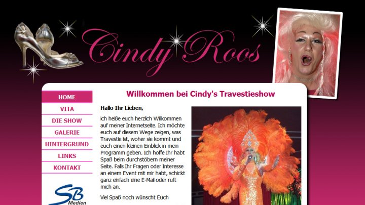 Cindy Roos Travestieshow