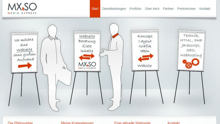 MX-SO Webdesign
