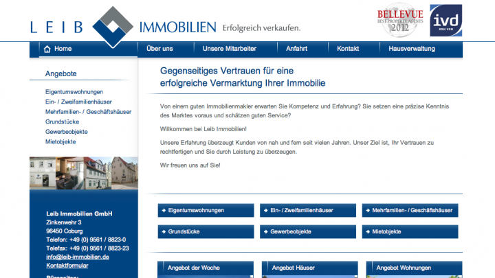 Leib Immobilien
