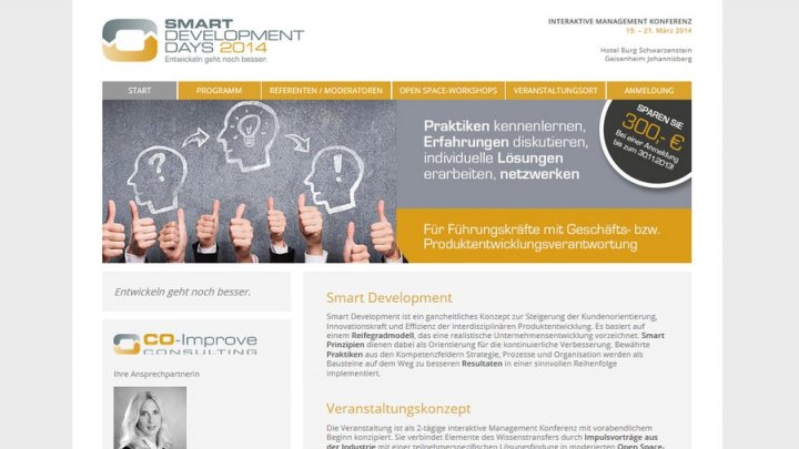 smart development days 2014