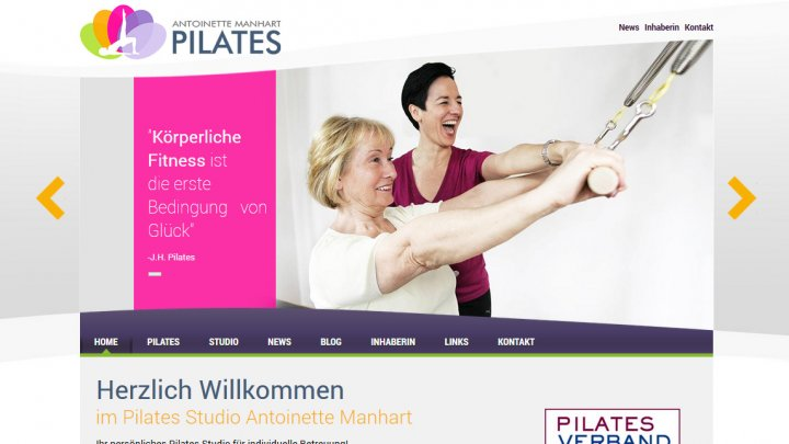 Pilates Studio Wien