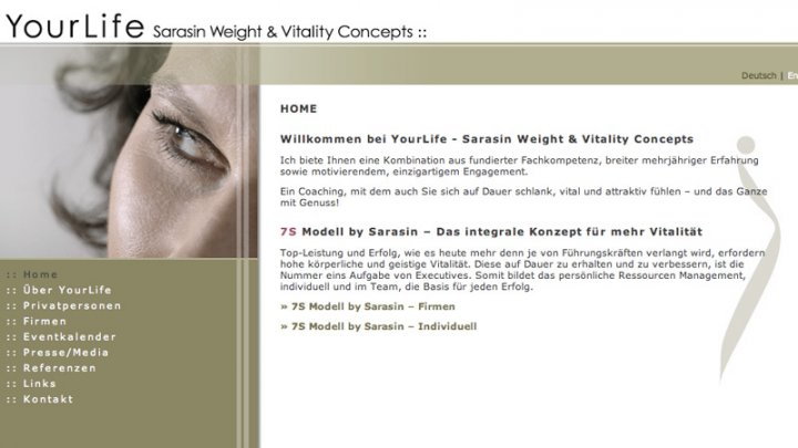 YourLife - Sarasin Weight & Vitality Concepts