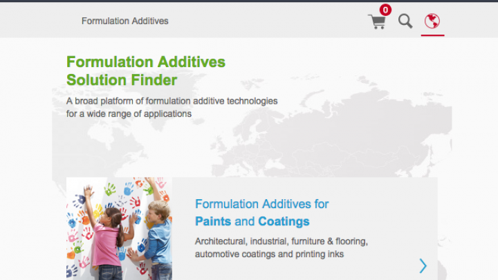 BASF Solutionfinder