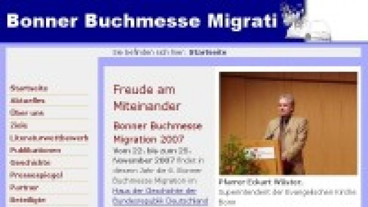 Bonner Buchmesse Migration