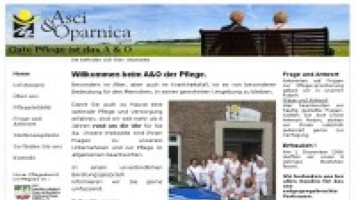 ambulanter Pflegedienst ASCI & Oparnica GmbH