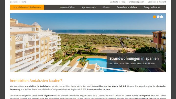 Immobilienkauf Andalusien